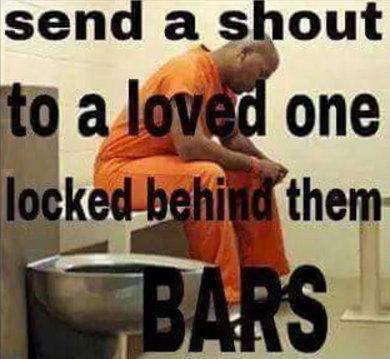 #LetOurVoicesEcho #InmatePenPals