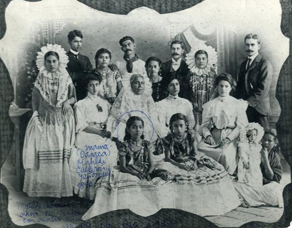 FK Photo 35... Maternal Family