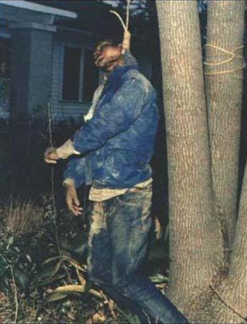 #LetOurVoicesEcho #Black Execution #Noose #Michael Donald