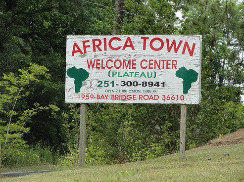 Africa Town #LetOurVoicesEcho