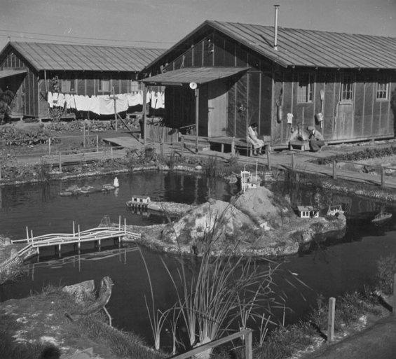 #LetOurVoicesEcho #FrancesStewart #Manzanar Dec. 31, 1942