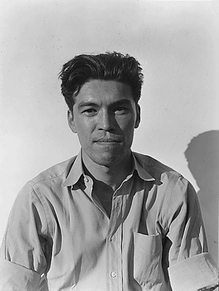 #LetOurVoicesEcho #Manzanar #Miyatake #JoeBlamey