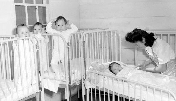 #LetOurVoicesEcho #Manzanar #OrphanedChildren