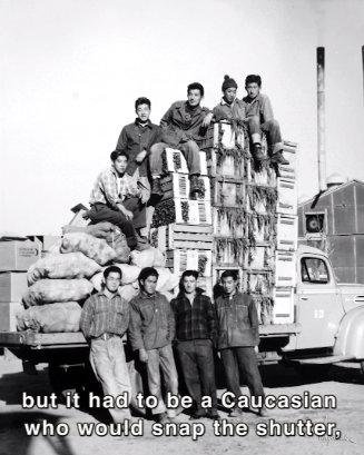 #LetOurVoicesEcho #ToyoMiyatake #Manzanar #Contraband_1