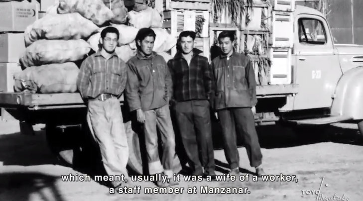 #LetOurVoicesEcho #ToyoMiyatake #Manzanar #Contraband_2