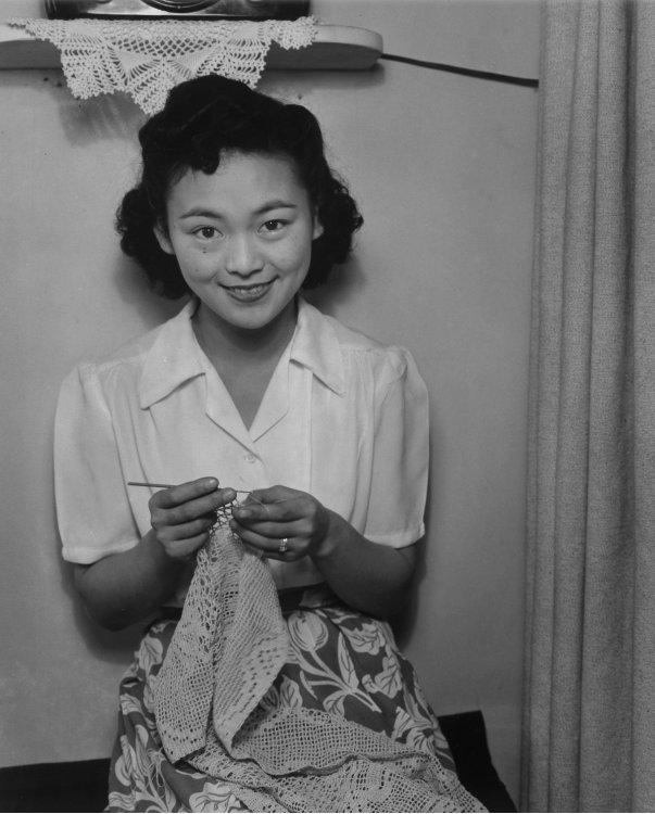 Mrs. Dennis Shimizu.
