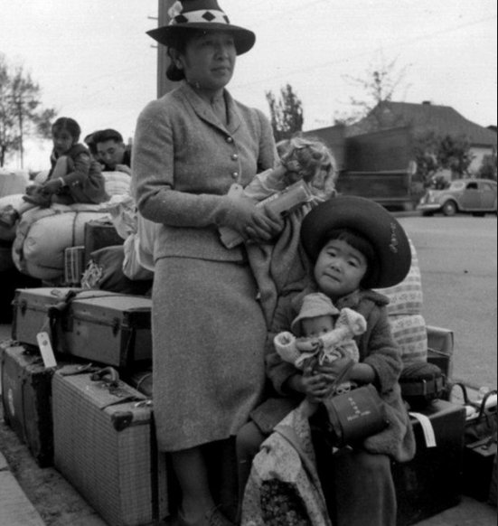 #Toyo Miyatake #JapaneseInternment #Manzanar #LetOurVoicesEcho