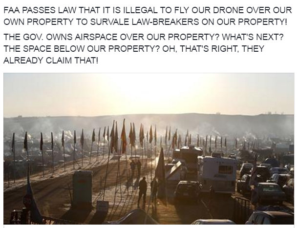 letourvoicesecho-distressflag-drone-indianholocaust-standingrock-1806-barricade