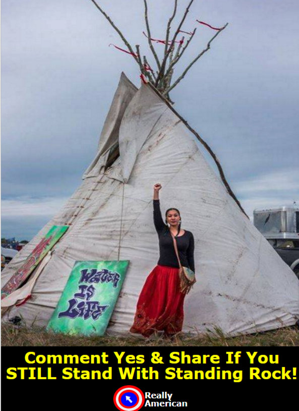 letourvoicesecho-distressflag-indianholocaust-standingrock-womensmovement
