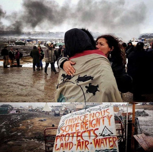 letourvoicesecho-indianholocaust-standingrock-ocetioyate-militarizedpolice-8