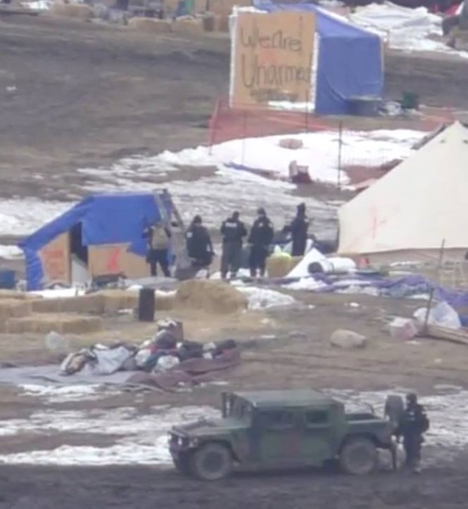 letourvoicesecho-indianholocaust-standingrock-ocetioyate-militarizedpolice-9