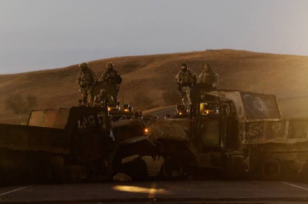letourvoicesecho-militarizedpolice-indianholocaust-standingrock