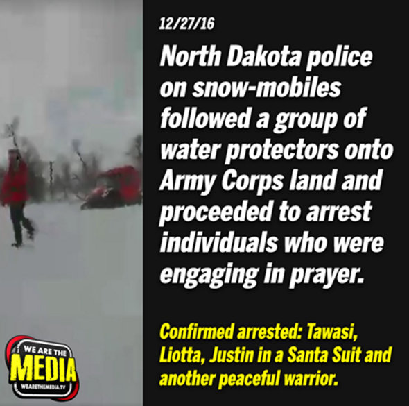 letourvoicesecho-nodapl-standingrock-arrested