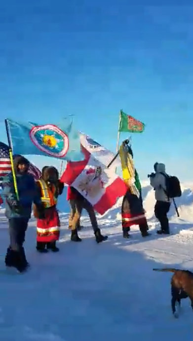 letourvoicesecho-ocetioyate-1stnation-standingrock-canadianyouth-1