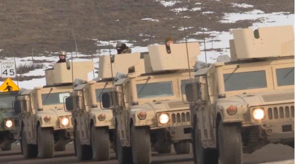 letourvoicesecho-ocetioyate-standingrock-militarizedpolice-unlawfularrests-2