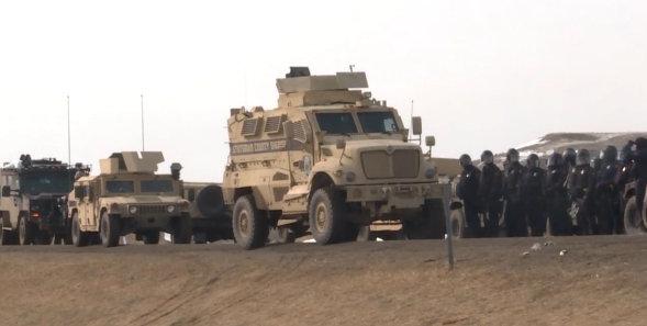 letourvoicesecho-ocetioyate-standingrock-militarizedpolice-unlawfularrests-4