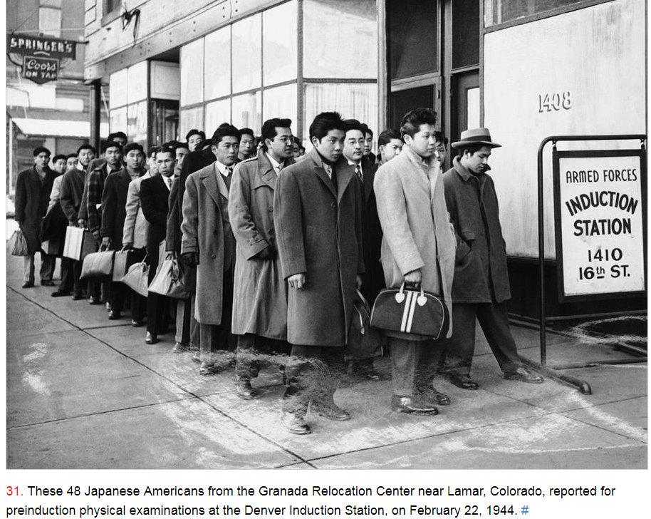 #LetOurVoicesEcho #Japanese #LamarCO #GranadaRelocationCenter 1942