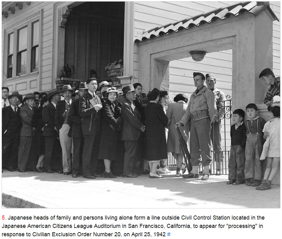 #LetOurVoicesEcho #JapaneseRelocationCampEvacuees #SanFrancisco 1942