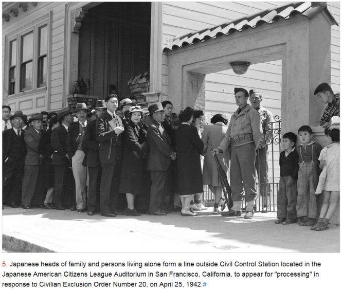 #LetOurVoicesEcho #JapaneseRelocationCampEvacuees #SanFrancisco 1942