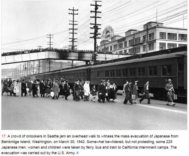 #LetOurVoicesEcho #JapaneseRelocationCampEvacuees #Seattle 1942_