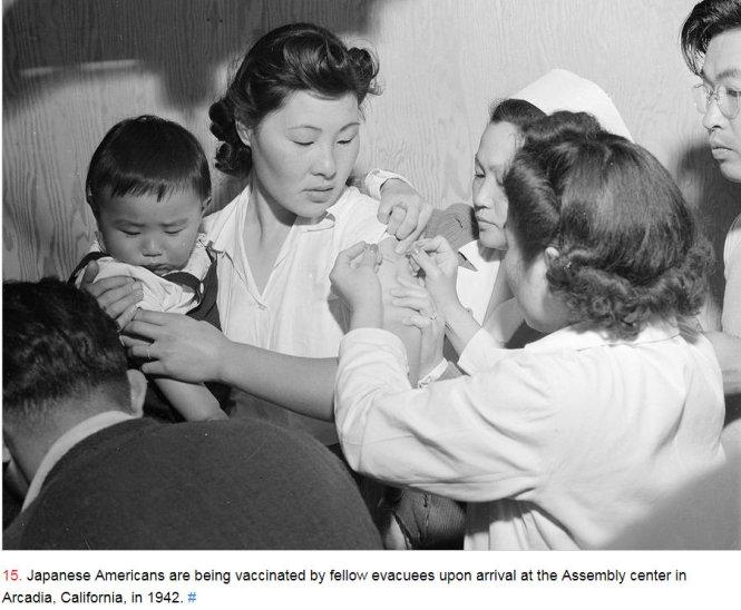#LetOurVoicesEcho #JapaneseRelocationCampEvacuees #Vaccination