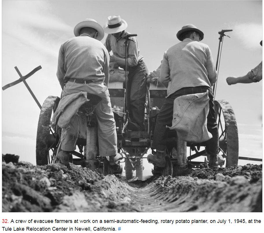 #LetOurVoicesEcho #TuleLake #Japanese 1945