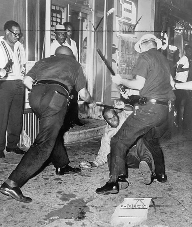 #CivilRightsMovement #Racism #PoliceBrutality #LetOurVoicesEcho