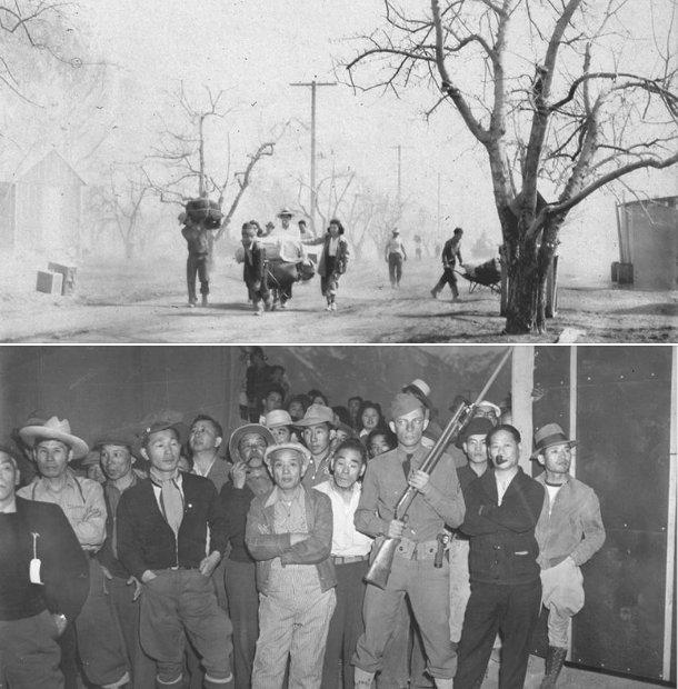 #ManzanarInternmentCamp #1942 #LetOUrVoicesEcho